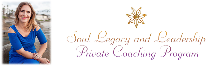 Soul Legacy and Leadership Private Coaching Program